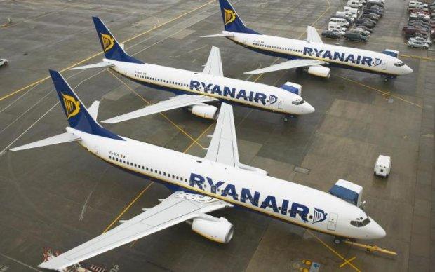 Омелян починає мстити за Ryanair