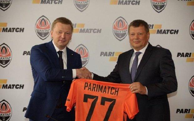 Шахтар підписав угоду з новим преміум-партнером