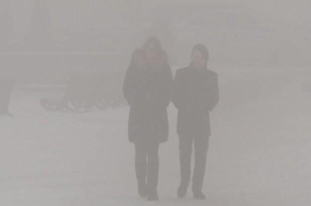 Туман, скріншот відео