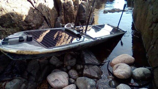 Шпионская лодка США, popularmechanics