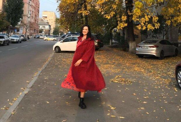"""Ведущая 1+1 Соломия Витвицкая замечталась во Львове: """"Если любить, то только здесь"""""""