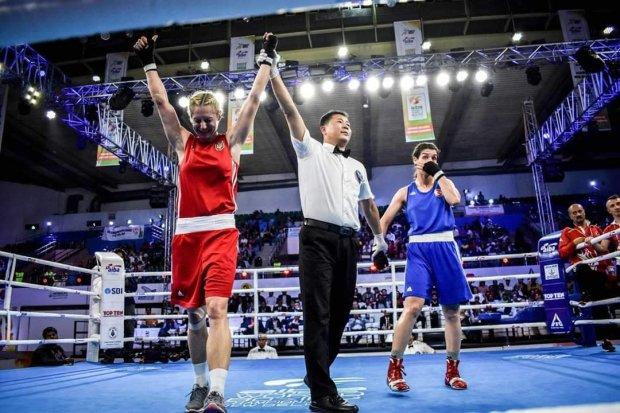 Марія Бова - чемпіонка світу з боксу