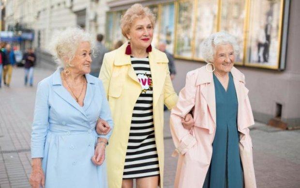 """Українських пенсіонерів будуть """"експлуатувати"""" в рекламних цілях"""