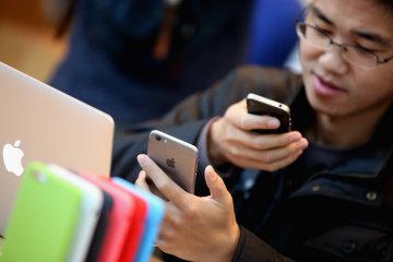Молодой человек пожертвовал здоровьем ради iPhone