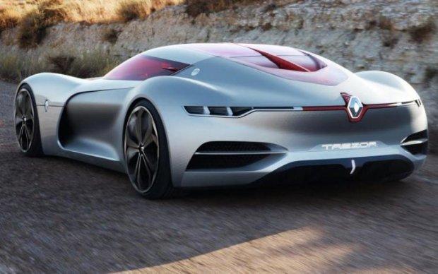 Renault показав автомобіль 2030 року: відео