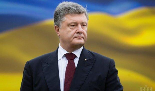 Сегодня Порошенко встретится с представителями Польши и Великобритании