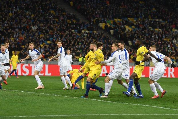 УЄФА суворо покарав Динамо за безлади на матчі з Челсі