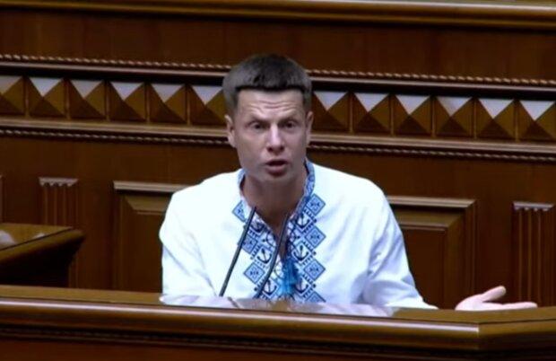 Алексей Гончаренко в День вышиванки