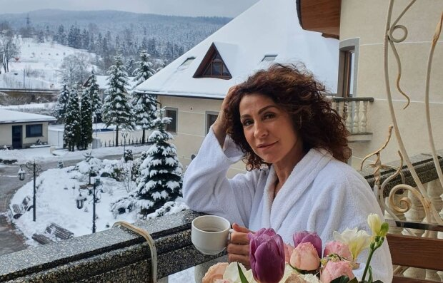 Надежда Матвеева, фото с Instagram