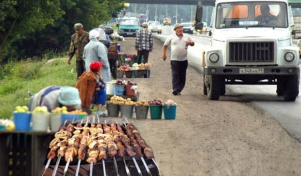 На блокпостах у зоні АТО продаватимуть їжу та ліки