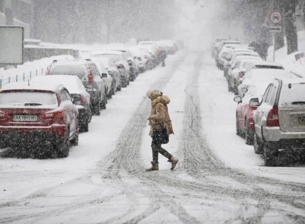 Погода в феврале охладит и завалит украинцев: снегопады и мороз -30