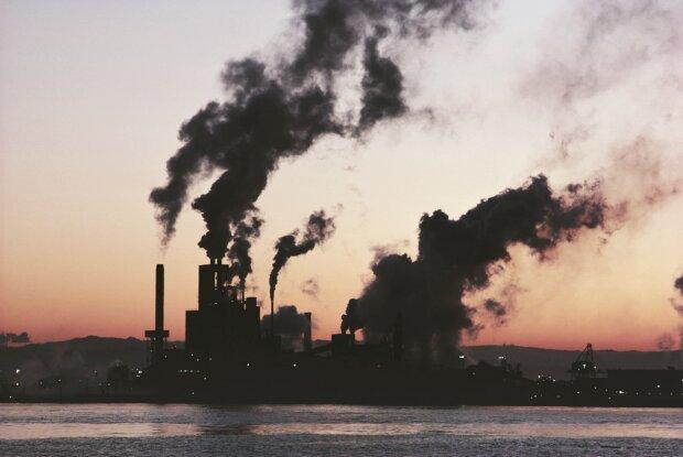 Показатели загрязнения воздуха в Киеве превышают норму в 4 раза, Newsone