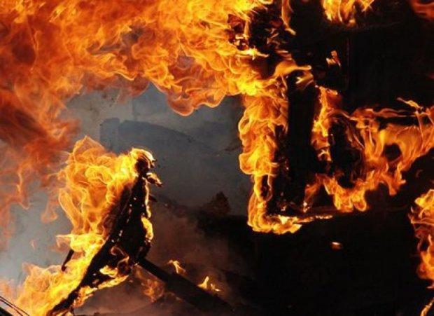 На Ровенщине взорвалась нефтебаза