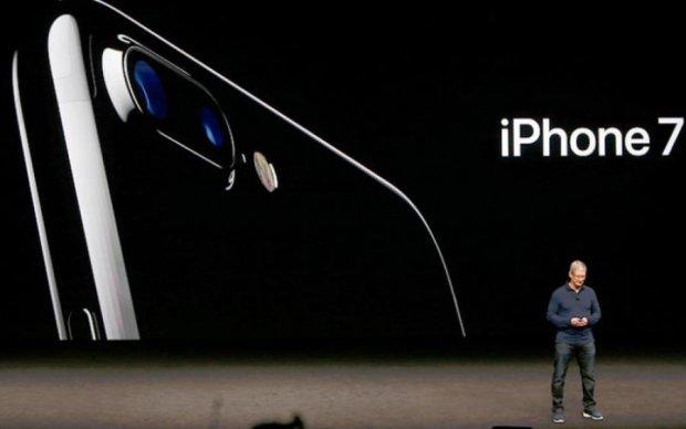 Apple наделила iPhone 7 уникальной функцией
