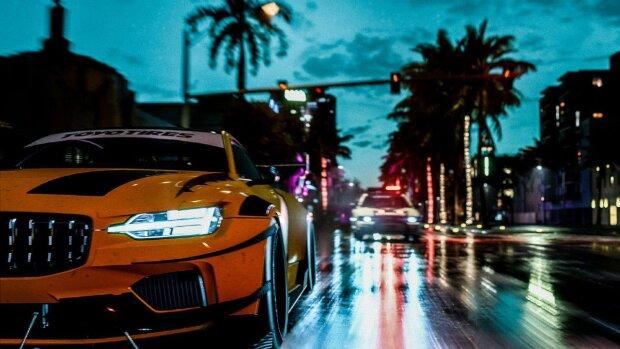 EA показала геймплей Need for Speed Heat: игра года
