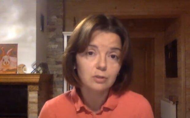 """Марічка Падалко, яка втратила зуб у прямому ефірі, порівняла вірус з вагітним токсикозом: """"Винос мозку"""""""