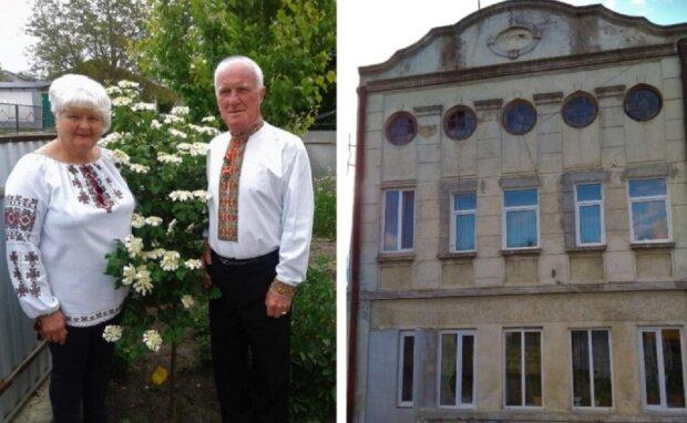 На Тернопільщині родина живе у синагозі: terminovo