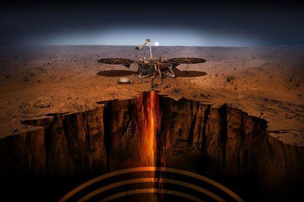 NASA назвало дату колонизации Марса: в бесконечность и далее