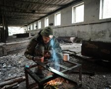 Сталкер в Чернобыле, фото: 2plus2