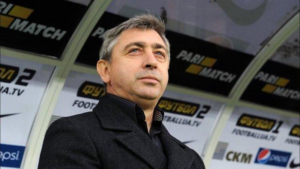 Украинский тренер Севидов возглавил европейскую команду