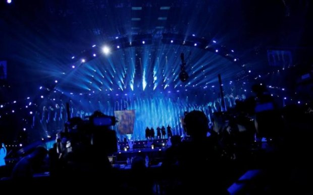 Евровидение 2018 в фотографиях: лучшие моменты первого полуфинала