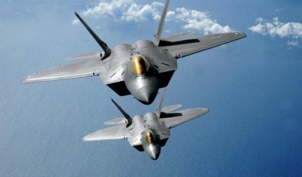 Пилоты НАТО и РФ не поделили небо