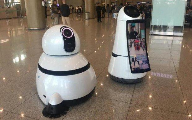 Роботы LG пришли на помощь рассеянным пассажирам аэропортов