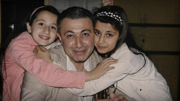 сестри Хачатурян із батьком, фото Getty Images