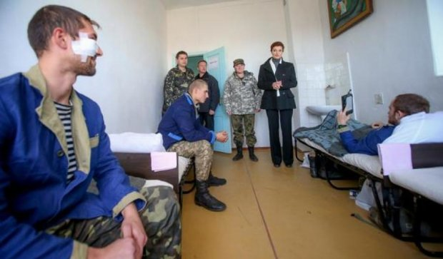 Нацгвардійцям бракує військових госпіталів – командир медроти