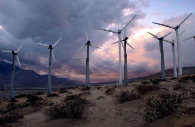 Энергетика, ветровая энергия / / Getty Images