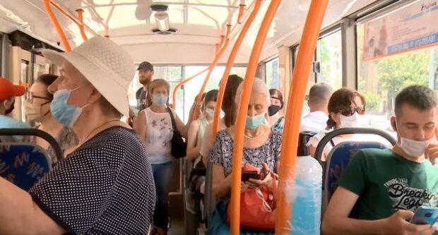 Громадський транспорт, скріншот