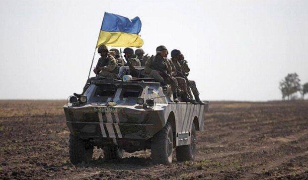 В Минобороны похвастались успехами украинских пехотинцев (фото)