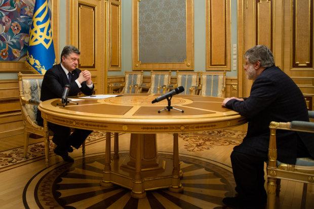Коломойський зізнався, чому його ненавидить Порошенко