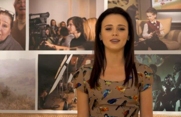 Анна Кошмал, скриншот видео