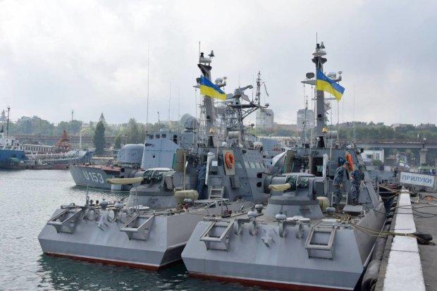 Українські військові отримали водного залізного монстра