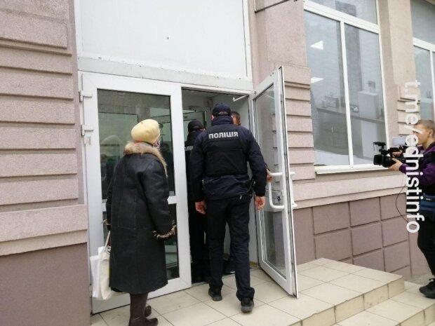 """обыски в офисе партии """"Єдність"""""""