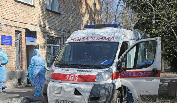 Скорая помощь, фото: Unian