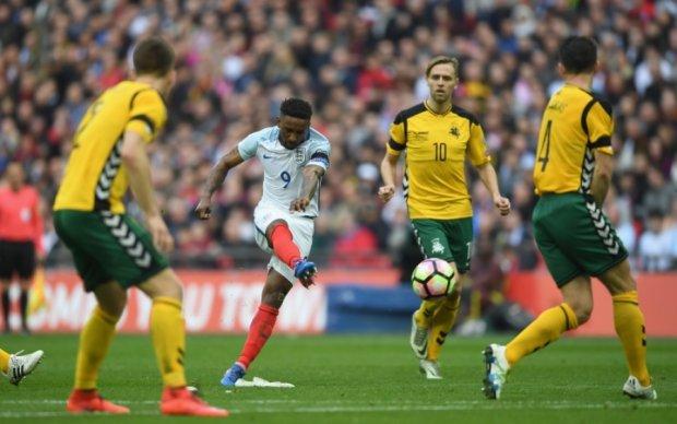 Отбор ЧМ-2018: Англия победила Литву и другие результаты
