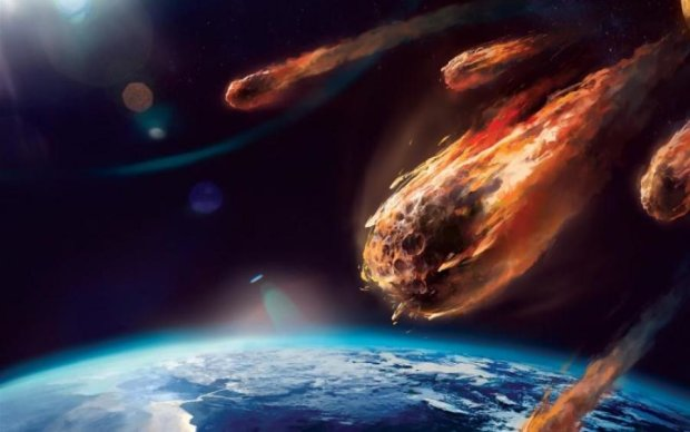 Небезпека з космосу: до Землі летить група астероїдів