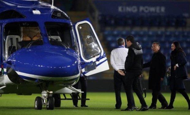 Фатальное крушение вертолета с миллиардером попало на видео