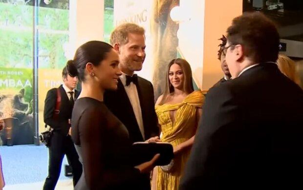 Меган Маркл і принц Гаррі, скріншот: YouTube