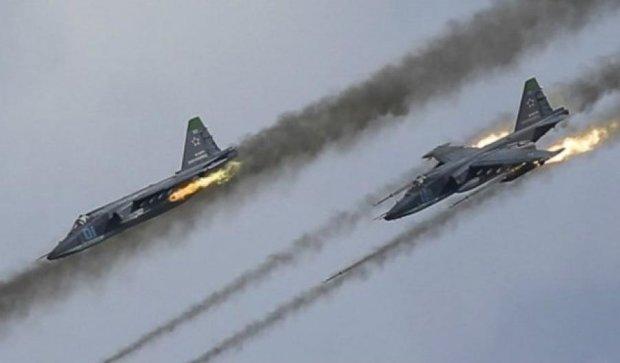 Авиация РФ разнесла сирийское поселение в отместку за вертолет