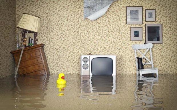 Як діяти якщо затопило квартиру
