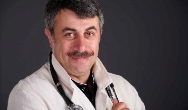 Доктор Комаровский высмеял Марка Цукерберга (фото)