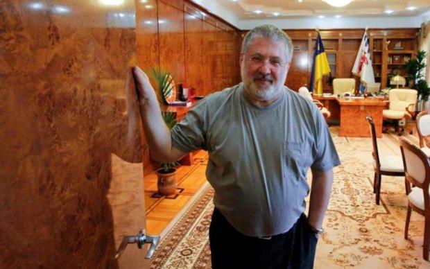 Запасы украинского газа оказались в руках Коломойского