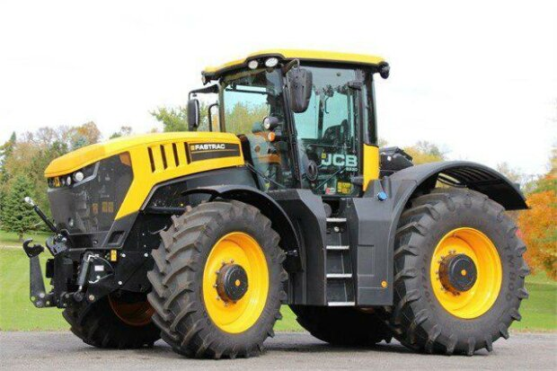JCB Fastrac, AuctionTime