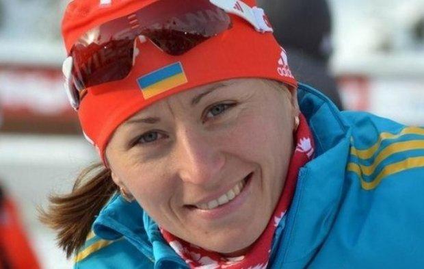 Українка Семеренко вистрілила в Оберхофі, потрапивши в квіткову церемонію