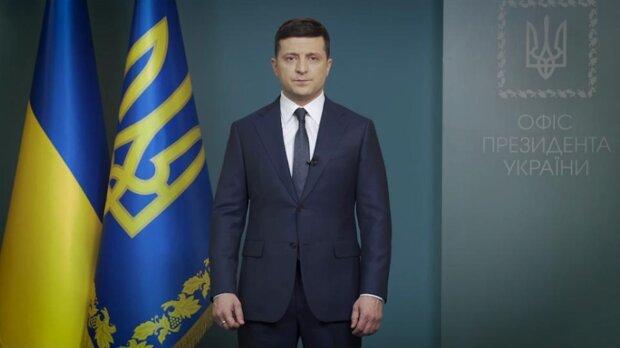 Владимир Зеленский, скриншот из видео