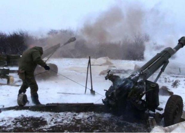 Силы АТО начали отвод войск из Дебальцево