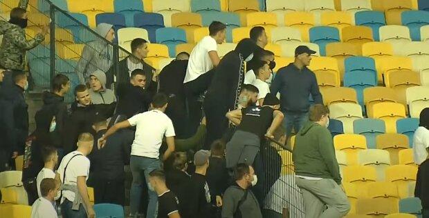 "Ультрас ""Динамо"", скріншот: Youtube"